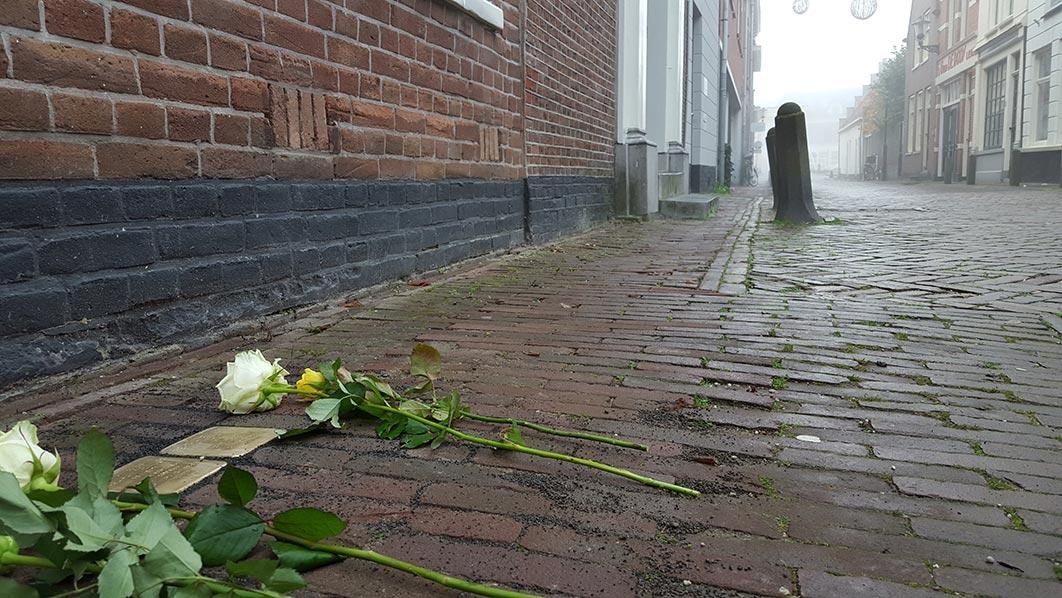 Herdenkingsstenen Joods Alkmaar