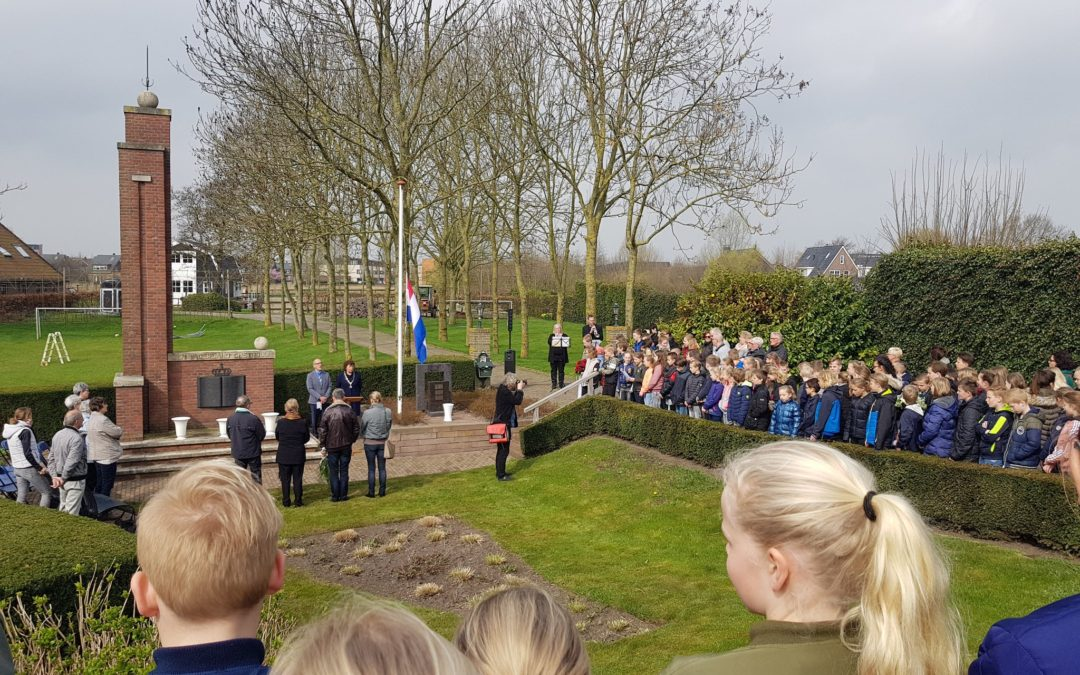 Herdenking Zwarte Zondag in Sint Pancras 2018